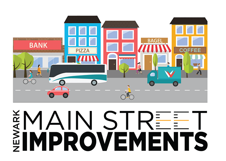 Mainstreet Improvements Logo Website Graphic