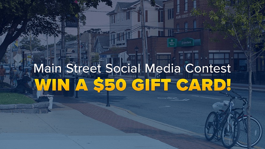Gift Card Contest  2019 - website