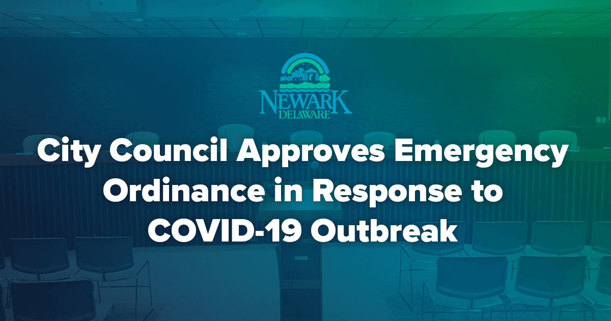 City Council COVID19 Press Release