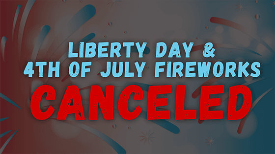 Cancelled Liberty Day